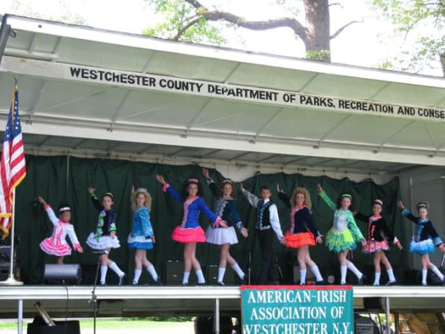 The annual Irish Heritage Day Celebration will take place Sunday from 1-6 p.m. at Ridge Road Park in Hartsdale.