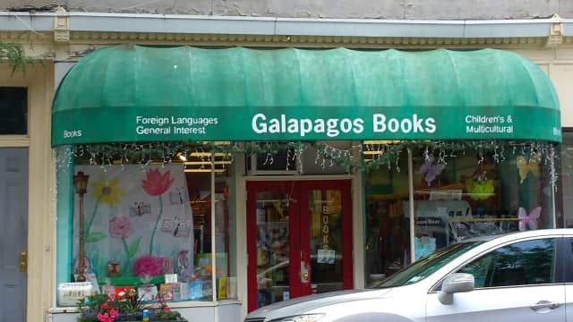 Galapagos Books in Hastings was one of the participants in Saturday's Meet the Merchants tour.