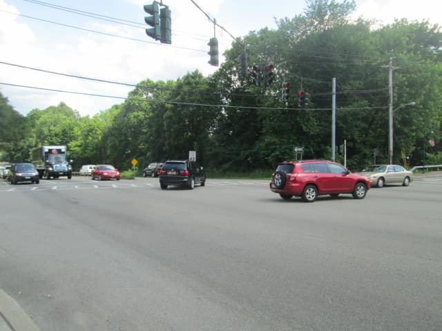 The intersection at North State Road and Route 9A in Briarcliff Manor is considered especially treacherous.