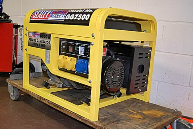 Generators of any kind should be kept outside and away from enclosed areas, the Ridgefield Fire Department said.