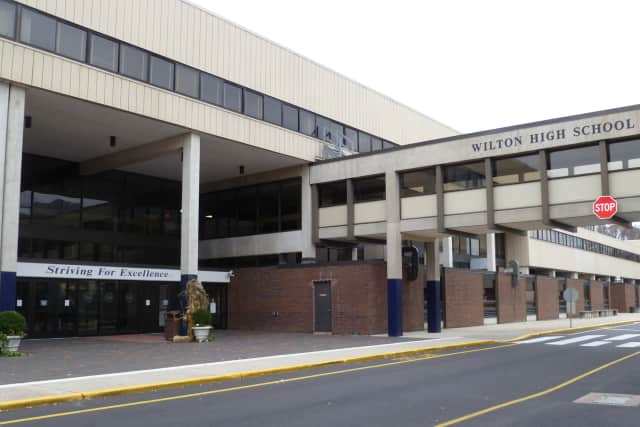Wilton High School and other Wilton schools have been closed since Hurricane Sandy. School officials will have to make changes to the 2012-13 academic year calendar.