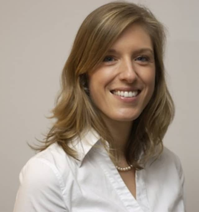 Jennifer Stewart, an optometrist with Norwalk Eye Care.