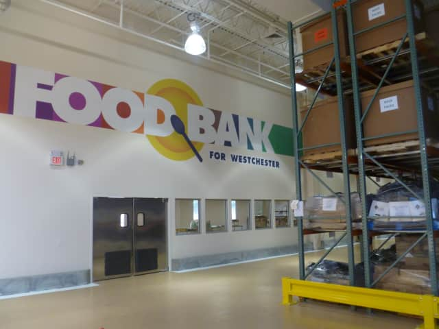 The $71,000 donation will benefit the Food Bank's partner agencies and the Green Thumb fresh produce program.