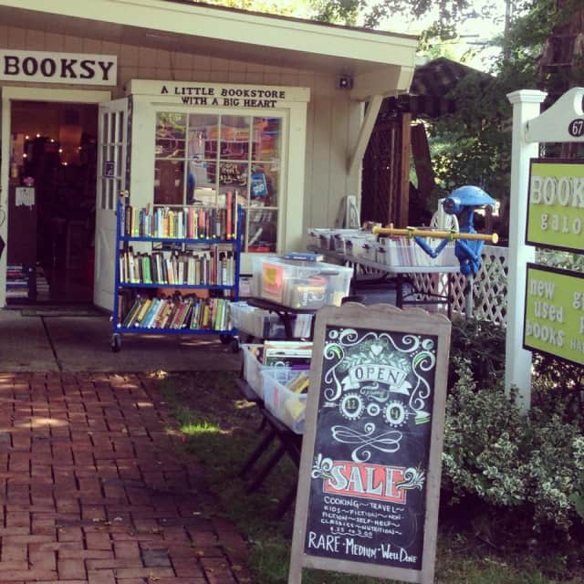 Booksy Galore in Pound Ridge has lots of new reads for summer.