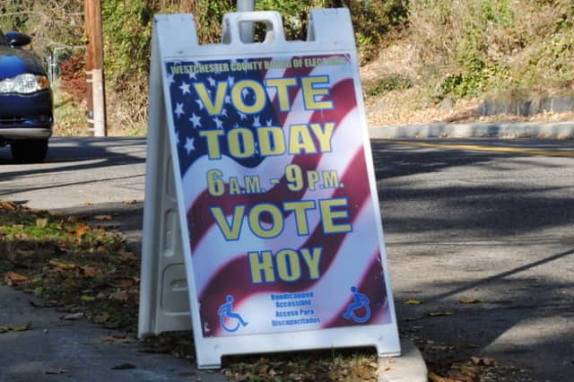 The Bedford Daily Voice is here to show you where in town to vote Tuesday.