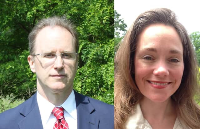 Incumbent John Codman and newcomer Victoria Gearity will fill the two trustee spots on the Ossining Board of Trustees.