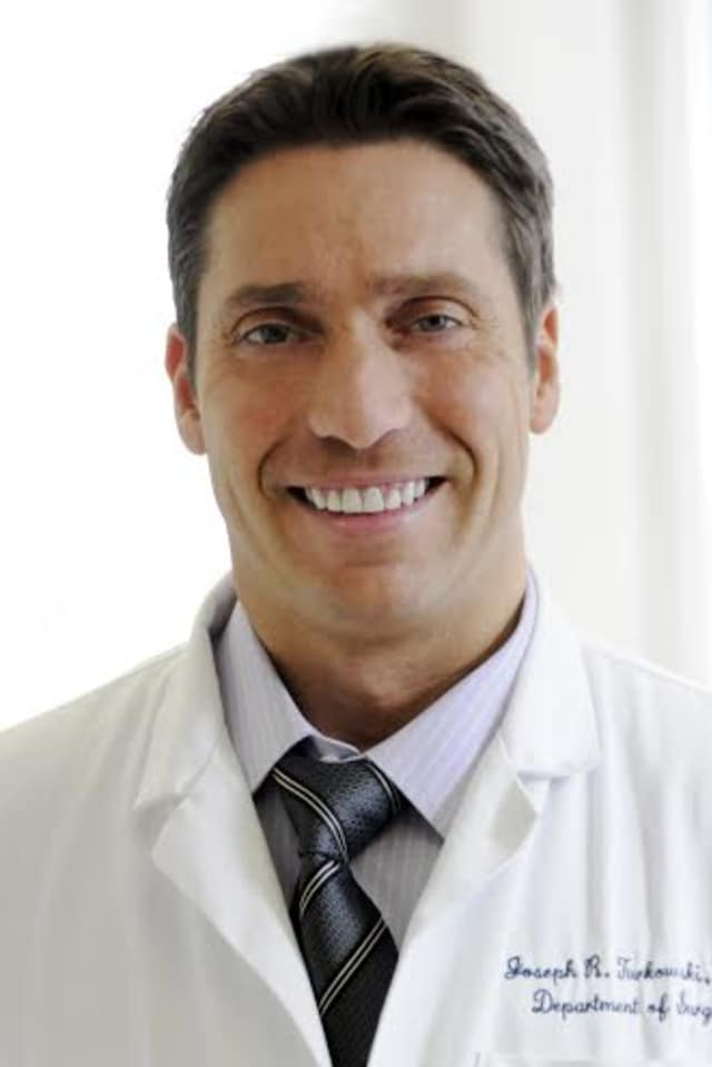 Dr. Joseph Turkowski is the Director of the Burn Center at Westchester Medical Center.