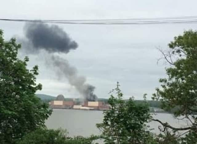 A transformer failure at Indian Point in Buchanan on May 9 caused a fire and fuel spillage into the Hudson River.