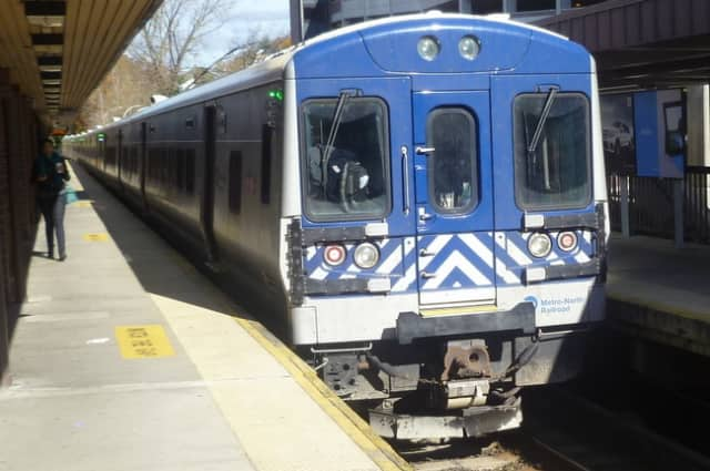 Metro-North is on track to set ridership record this year.