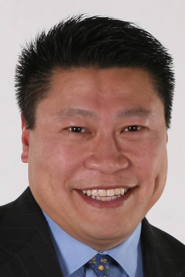 Republican Tony Hwang