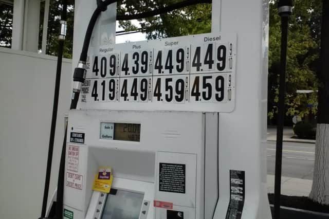People who bought gasoline from the Mobil Mart station on West Ramapo Road in Haverstraw should check with their credit card company for possible fraud, according to a story on lohud.com.