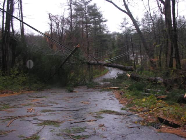 All customers will have power restored by midnight Wednesday, NYSEG announced Sunday.