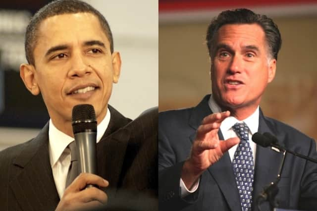 Will Ridgefield voters re-elect Barack Obama or send Mitt Romney to the White House?