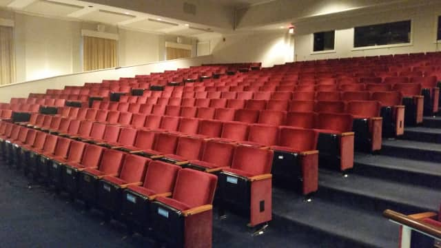 The DeWitt Wallace Auditorium will be saved and used as the focus of New Castle's new arts and culture committee.