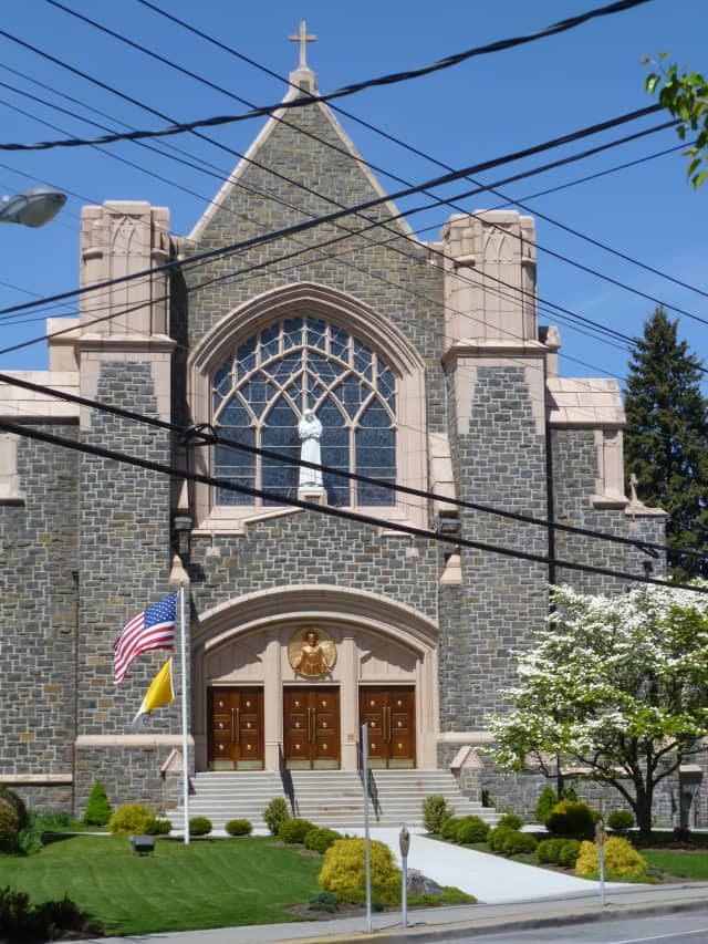 St. Francis of Assisi Church in Mount Kisco is collecting supplies for Hurricane Sandy victims in Staten Island and other hard-hit areas in New York.