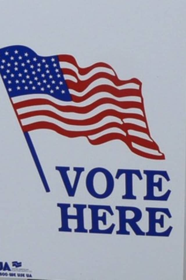Election Day is Tuesday, Nov. 7.
