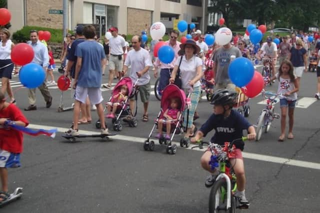 The Darien VFW Post will host the 11th annual July 4th Push-n-Pull Parade this Saturday.