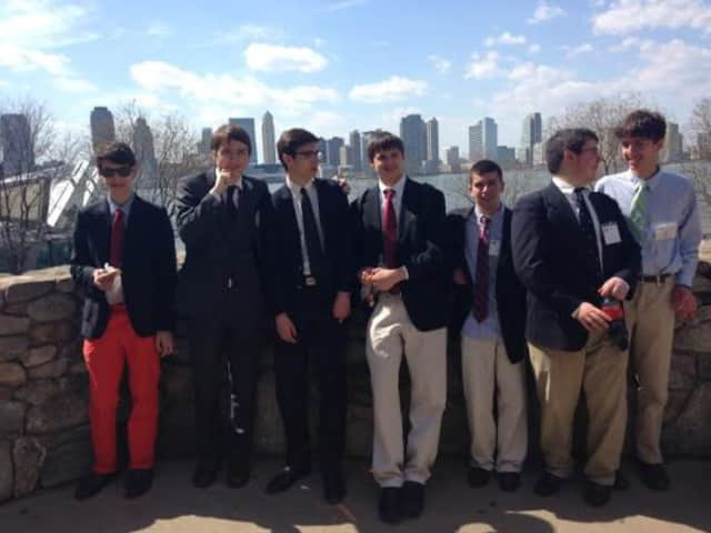 The Darien High School Model United Nations Club performed well at the Stuyvesant High School Model UN Conference.