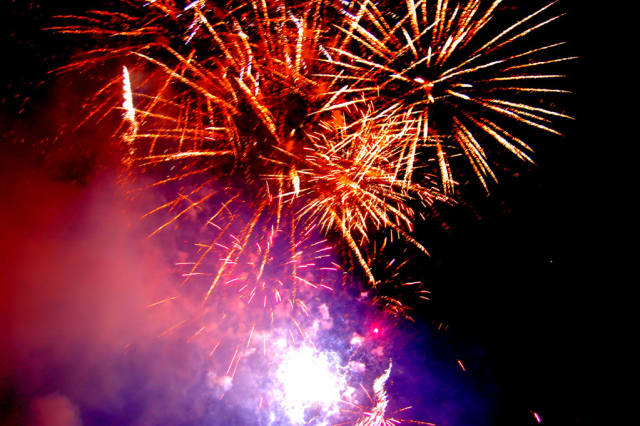 New Canaan with celebrate the Fourth of July holiday on Saturday at Waveny Park. There will be a fireworks display beginning about 9:15 p.m. weather permitting.