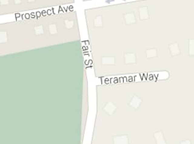 A mason was killed on Wednesday when he was struck by his own van on Teramar Way.