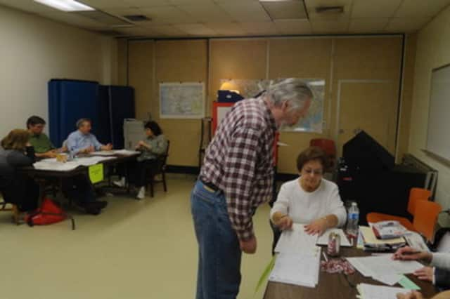 From the Presidential election to a tiny village referendum, voters around Tarrytown will cast their ballots on Tuesday.