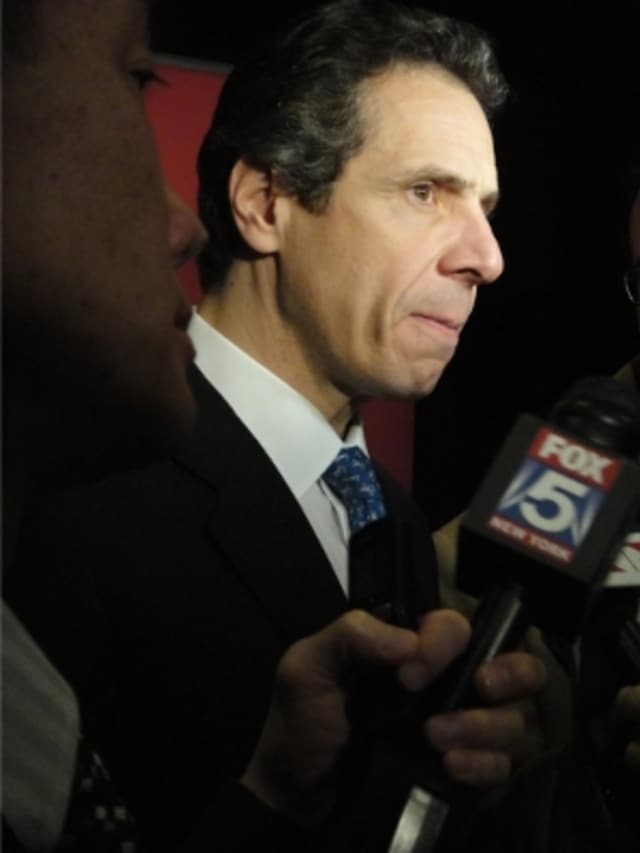 Andrew Cuomo's schedule reveals meetings