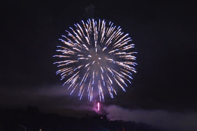 Darien will decide Saturday whether the fireworks will go on as scheduled.