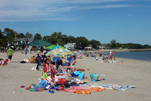 The Westchester County Health Department advises using sunscreen with an SPF of  15 or more to avoid sunburn.