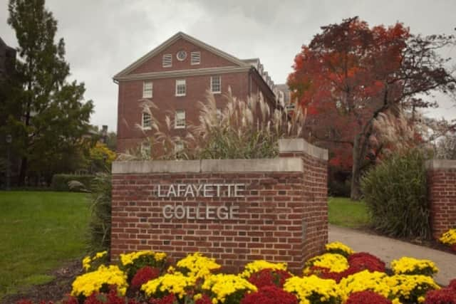 Devin Brodie, of Waccabuc, recently graduated from Lafayette College.