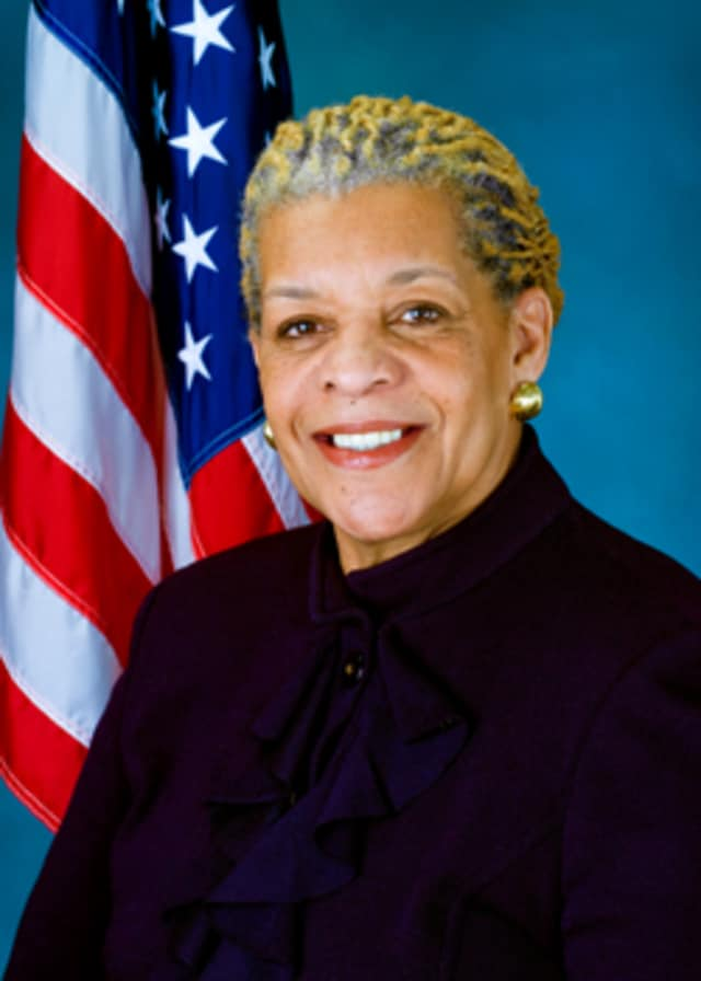 State Sen. Ruth Hassel-Thompson easily won reelection to the 36th state senate district.