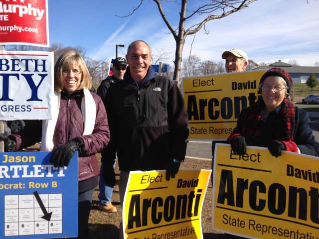 Tremendous' Turnout Of Voters Cast Ballots In Danbury