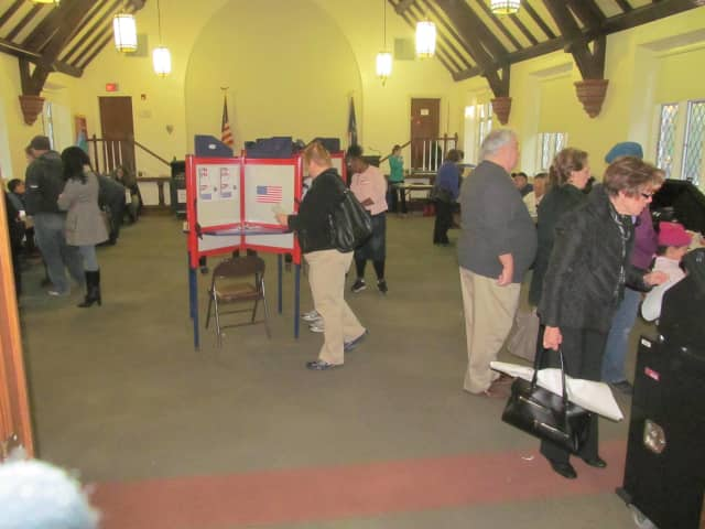 Pelham residents get a chance to vote in a special election for the county Board of Legislators District 11 on Tuesday, April 24. The district also includes part of New Rochelle.