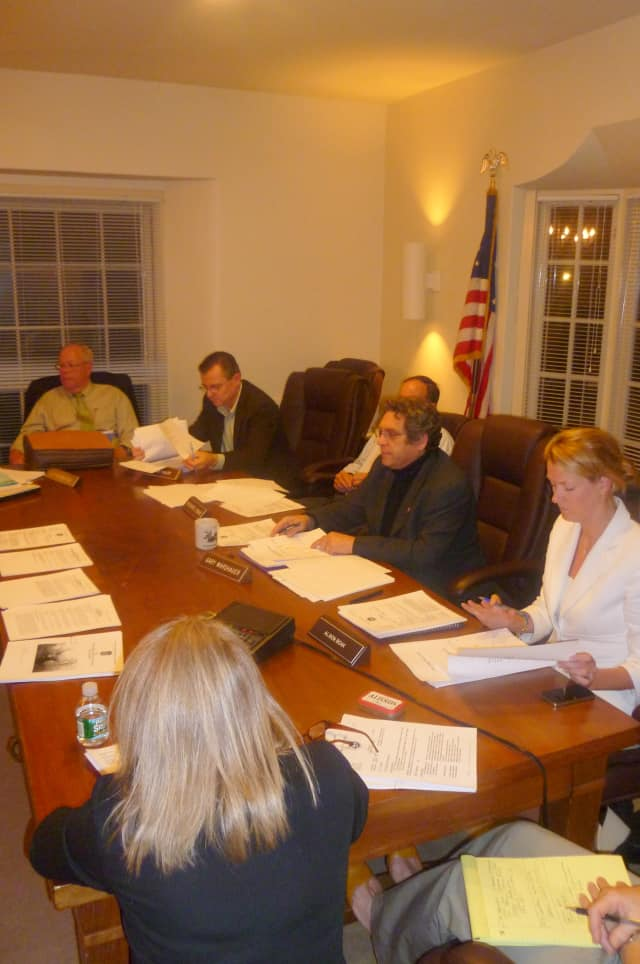 Voters approved a proposition that will allow the Pound Ridge Town Board to restructure the way payments are made into its open space fund.