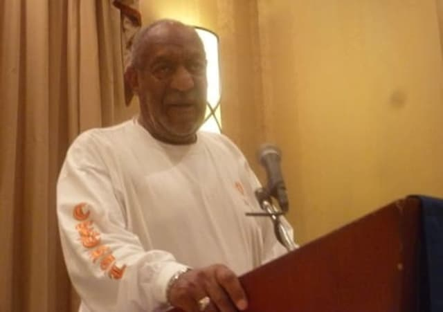 Bill Cosby during a May, 2014 appearance in Tarrytown.