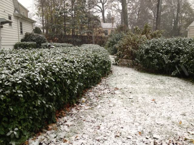 We want to see your snow photos, Scarsdale.