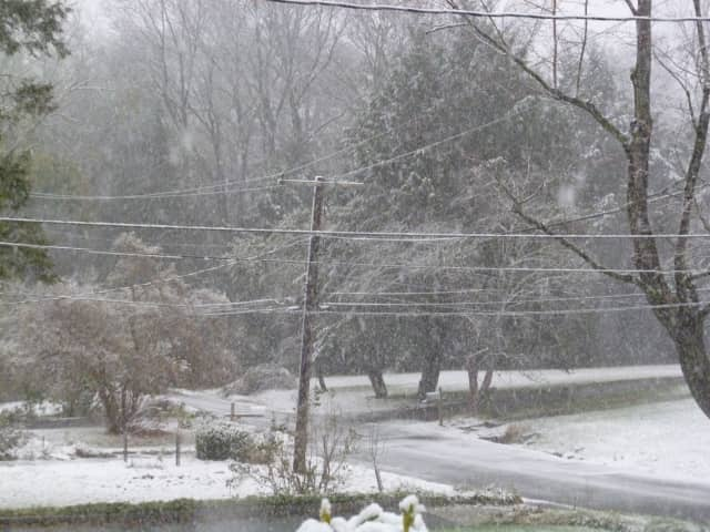 Mount Kisco has declared a snow emergency.