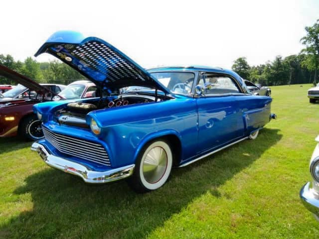 The Fourth Annual Yorktown Grange Car Show will be held July 12.