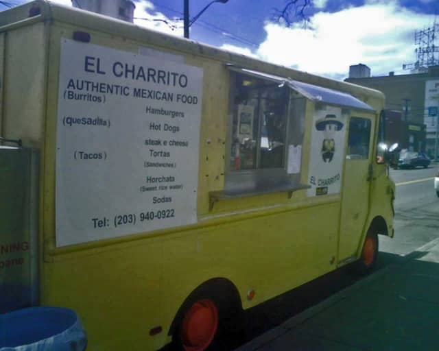 The El Charrito taco truck was one of the reasons Stamford made the Top 10 'Foodie' Cities In America list.