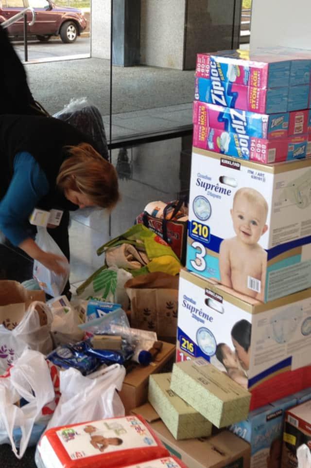 Hurricane Sandy relief efforts have begun throughout the New York metropolitan region.