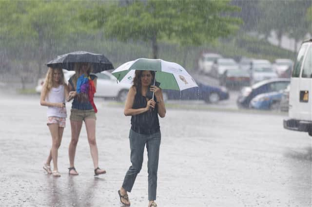 Heavy rain could cause areas of flash flooding in Westchester County on Thursday.
