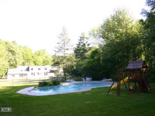 There will be an open house this weekend at this home on St. Johns Road in Ridgefield. See below for details.