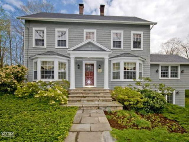 There will be an open house this weekend at this home on Belden Hill Road in Wilton. See below for details.