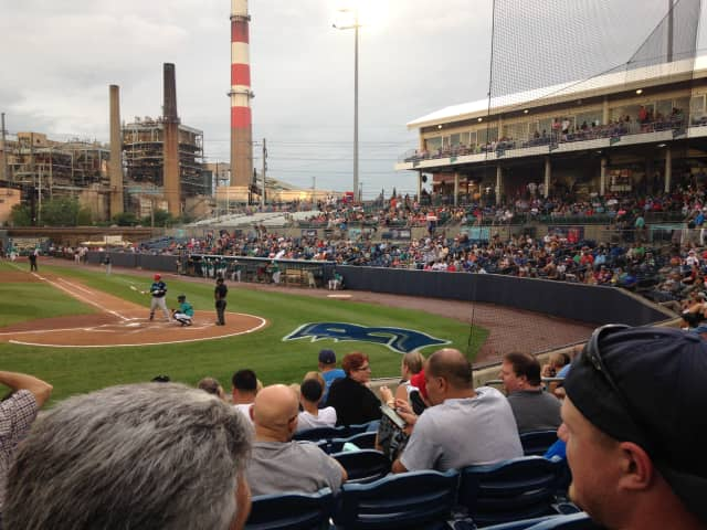 Bridgeport's Ballpark at Harbor Yard, along with the Webster Bank Arena, could be subject to an up to 5 percent surcharge on ticket prices under consideration by Bridgeport officials, the CT Post reports.