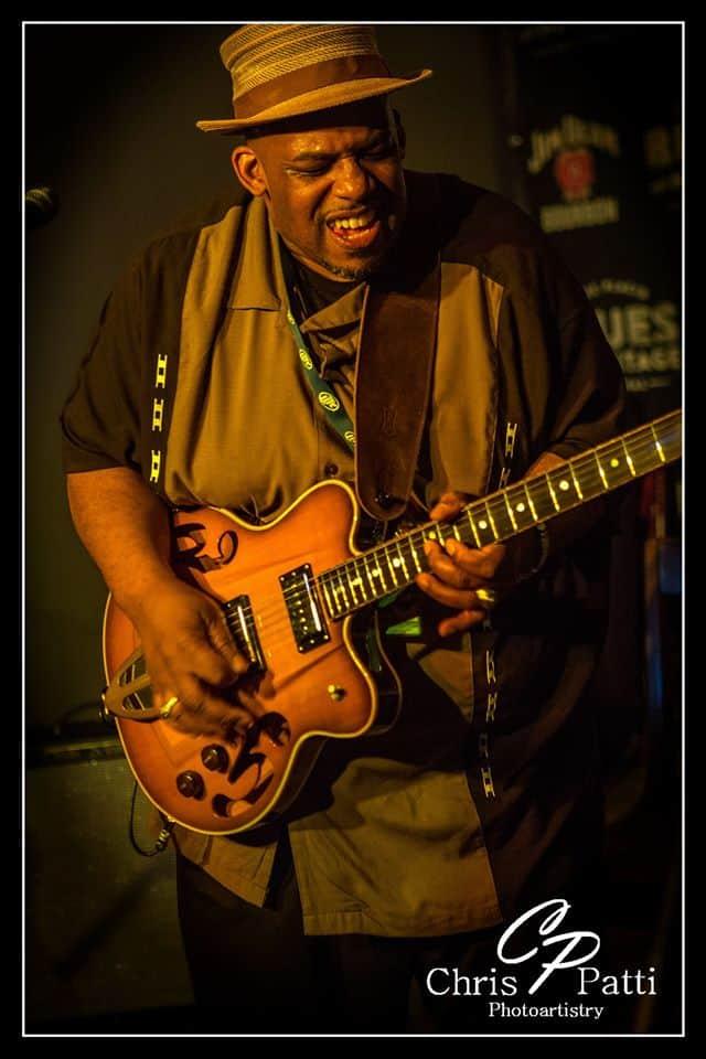 Slam Allen will headline the 9th annual Peekskill Jazz and Blues Festival July 25.