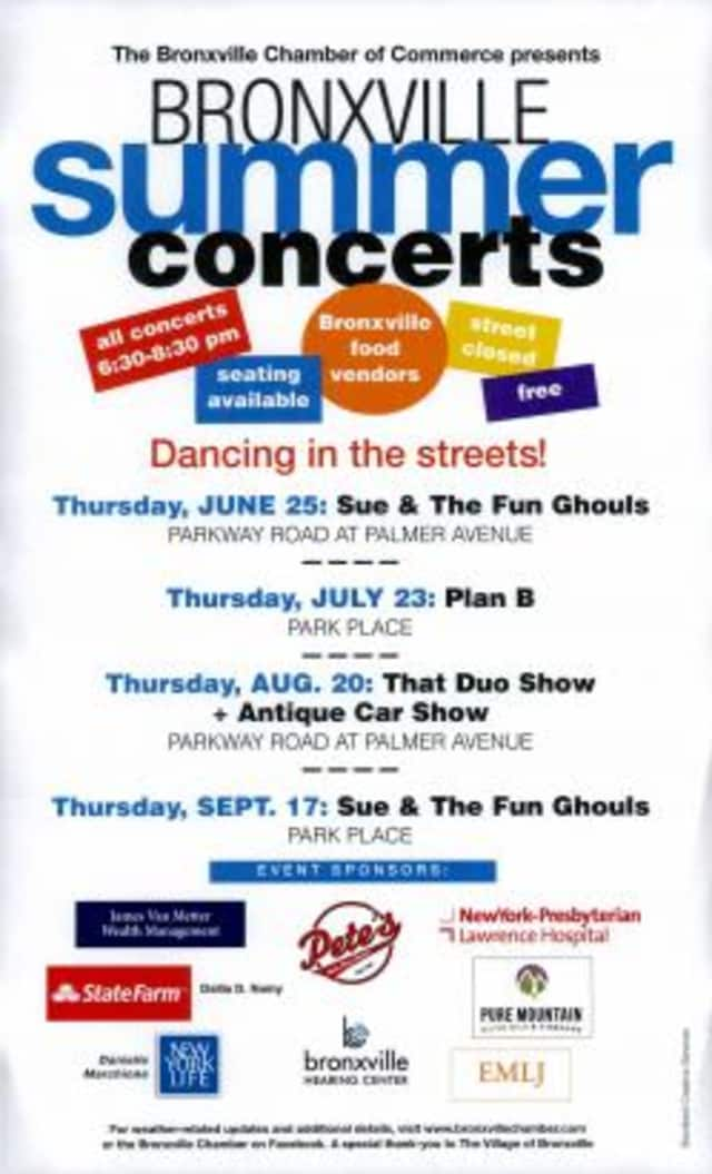 Plan B will perform a free concert July 23 at Park Place.