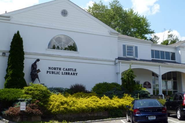 The North Castle Public Library has received $73,721 in library construction grants.