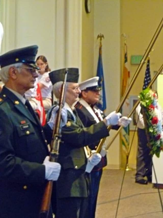 Westport will hold its Veterans Day services on Saturday, Nov. 11, inside Town Hall.