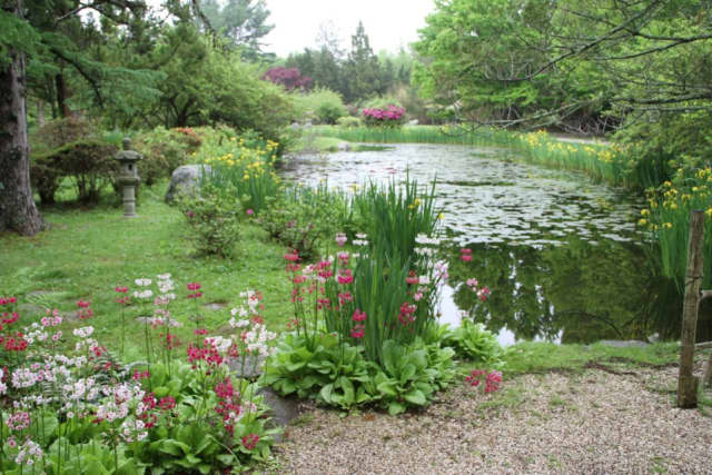 The Hammond Museum and Japanese Strolling Garden will host a meet the artists reception on July 11.