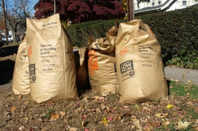 Shelton is beginning its spring leaf pickup April 18.