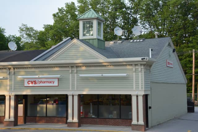 CVS announced that it plans to remain at its current location in Katonah.